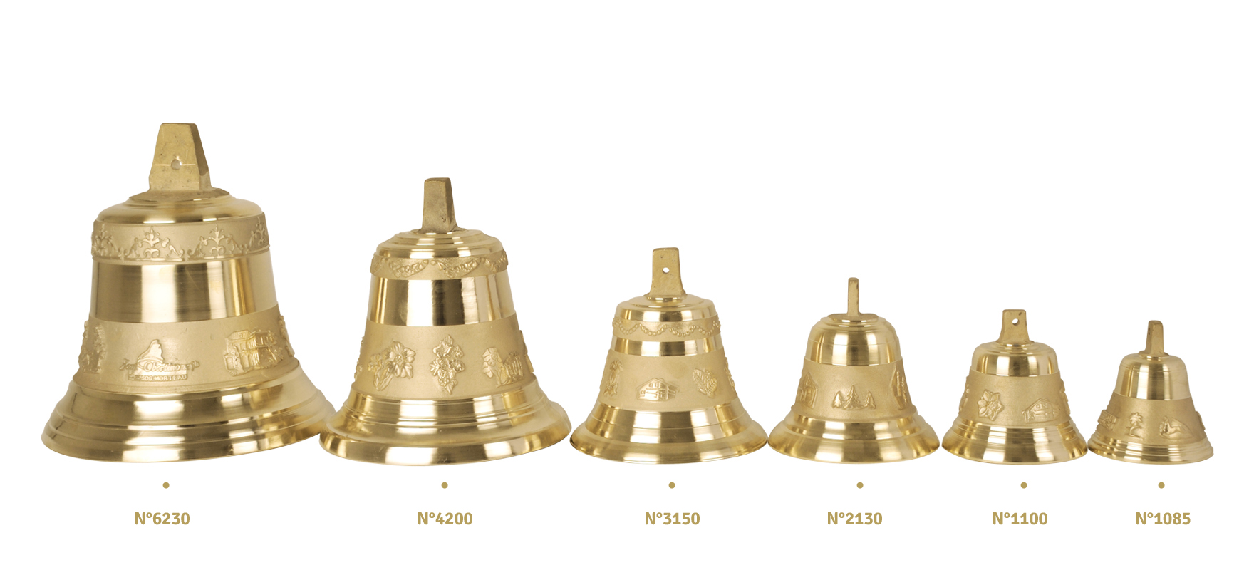 Naked bell