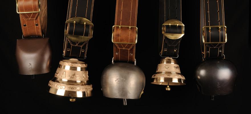 Cloches bronze et acier