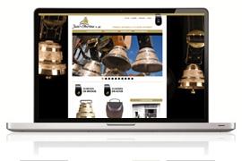 Nouveau site web pour la fonderie artisanale Jean Obertino et fils